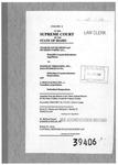 DeGroot v. Standley Trenching, Inc. Clerk's Record v. 2 Dckt. 39406