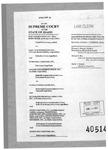 Hap Taylor & Sons v. Summerwind Partners Clerk's Record v. 5 Dckt. 40514
