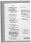 Hap Taylor & Sons v. Summerwind Partners Clerk's Record v. 6 Dckt. 40514
