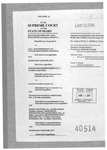 Hap Taylor & Sons v. Summerwind Partners Clerk's Record v. 9 Dckt. 40514