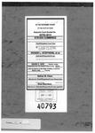 Cummings v. Stephens Clerk's Record v. 4 Dckt. 40793