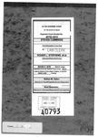Cummings v. Stephens Clerk's Record v. 5 Dckt. 40793