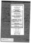 Cummings v. Stephens Clerk's Record v. 9 Dckt. 40793