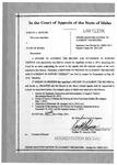 Mahler v. State Augmentation Record Dckt. 40963