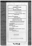 Plane Family Trust v. Skinner Clerk's Record v. 2 Dckt. 41448