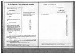 Plane Family Trust v. Skinner Augmentation Record Dckt. 41448