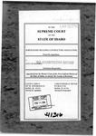 North Idaho Bldg. Contractors Ass'n v. City of Hayden Clerk's Record v. 1 Dckt. 41316