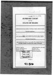 North Idaho Bldg. Contractors Ass'n v. City of Hayden Clerk's Record v. 3 Dckt. 41316