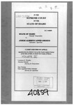 State v. Lopez-Orozco Clerk's Record v. 3 Dckt. 40859