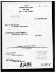 State v. Herrera Clerk's Record v. 3 Dckt. 41494