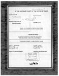 Kantor v. Kantor Clerk's Record v. 4 Dckt. 41946