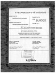 Kantor v. Kantor Clerk's Record v. 6 Dckt. 41946