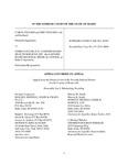 English v. Taylor Appellant's Brief 1 Dckt. 42947
