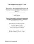 Rangen v. The Idaho Dept of Water Resources Respondent's Brief 3 Dckt. 43370