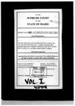 Wolford v. Montee Clerk's Record v. 1 Dckt. 42719