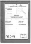 Silver Creek Seed v. Sunrain Varieties Clerk's Record v. 1 Dckt. 43078