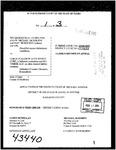 Nicholson v. Coeur d'Alene Placer Mining Clerk's Record v. 1 Dckt. 43440