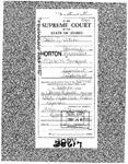 State v. Lankford Clerk's Record v. 5 Dckt. 35617