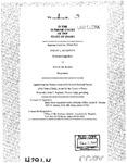 McKinney v. State Clerk's Record v. 1 Dckt. 42964