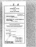 Visser v. Auto Alley, LLC Clerk's Record v. 2 Dckt. 43432