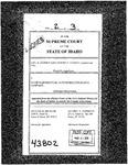 Harmon v. State Farm Mut. Auto. Ins. Co. Clerk's Record v. 2 Dckt. 43802