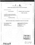 Weymiller v. Lockheed Idaho Technologies Clerk's Record v. 1 Dckt. 44109