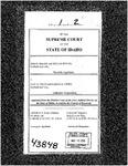 Regan v. Owen Clerk's Record Dckt. 43848