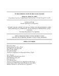 Taylor v. Taylor Appellant's Brief Dckt. 44833