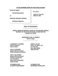 State v. Capone Respondent's Brief Dckt. 43124