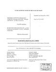 Western Community Insurance Company v. Burks Tractor Company, Inc. Respondent's Brief Dckt. 44372