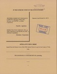 Western Community Insurance Company v. Burks Tractor Company, Inc. Appellant's Reply Brief Dckt. 44372