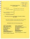 Idaho First Bank v. Bridges Respondent's Brief 3 Dckt. 44532