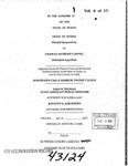 State v. Capone Clerk's Record v. 6 Dckt. 43124