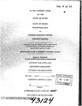 State v. Capone Clerk's Record v. 9 Dckt. 43124