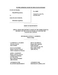 State v. Tryon Respondent's Brief Dckt. 44489