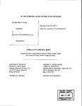 Idaho First Bank v. Bridges Appellant's Brief Dckt. 44532
