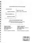 Idaho First Bank v. Bridges Respondent's Brief 2 Dckt. 44532