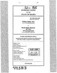 Valiant Idaho, LLC v. North Idaho Resorts, LLC Clerk's Record v. 21 Dckt. 44583