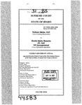 Valiant Idaho, LLC v. North Idaho Resorts, LLC Clerk's Record v. 31 Dckt. 44583