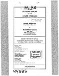 Valiant Idaho, LLC v. North Idaho Resorts, LLC Clerk's Record v. 38 Dckt. 44583