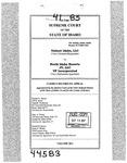 Valiant Idaho, LLC v. North Idaho Resorts, LLC Clerk's Record v. 41 Dckt. 44583
