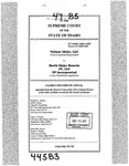 Valiant Idaho, LLC v. North Idaho Resorts, LLC Clerk's Record v. 47 Dckt. 44583
