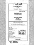 Valiant Idaho, LLC v. North Idaho Resorts, LLC Clerk's Record v. 63 Dckt. 44583