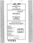 Valiant Idaho, LLC v. North Idaho Resorts, LLC Clerk's Record v. 69 Dckt. 44583