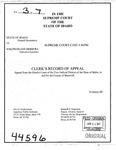 State v. Herrera Clerk's Record v. 3 Dckt. 44596