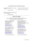 Thurston Enterprises, Inc. v. Safeguard Business Systems, Inc. Appellant's Brief Dckt. 45092