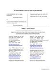 T3 Enterprises, Inc. v. Safeguard Business Systems, Inc. Appellant's Brief Dckt. 45093
