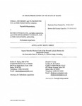 Mulberry v. Burns Concrete, Inc. Appellant's Reply Brief Dckt. 45184