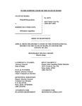 State v. Ferguson Respondent's Brief Dckt. 45271
