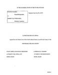 State v. Ferguson Clerk's Record Dckt. 45271